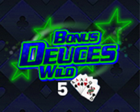 Bonus Deuces Wild 5 Hand