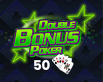Double Bonus Poker 50 Hand