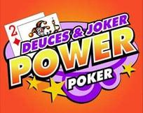 Deuces & Joker Power Poker