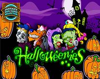 Instant Win Card Selector- Halloweenies